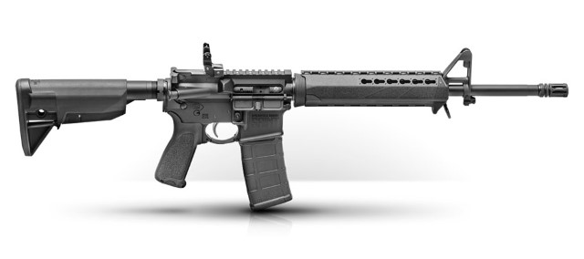 Springfield Armory SAINT AR-15 Receives Golden Bullseye Award