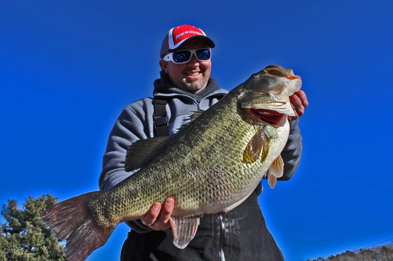 15.2-Pound Largemouth Bass Catch Should Shatter Tennessee State Record