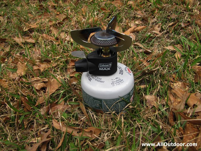 Coleman Max Stove Review