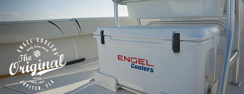 "Engel ""Original High-Performance Coolers"""
