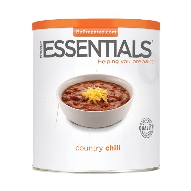 Emergency Essentials Freeze Dried Chili