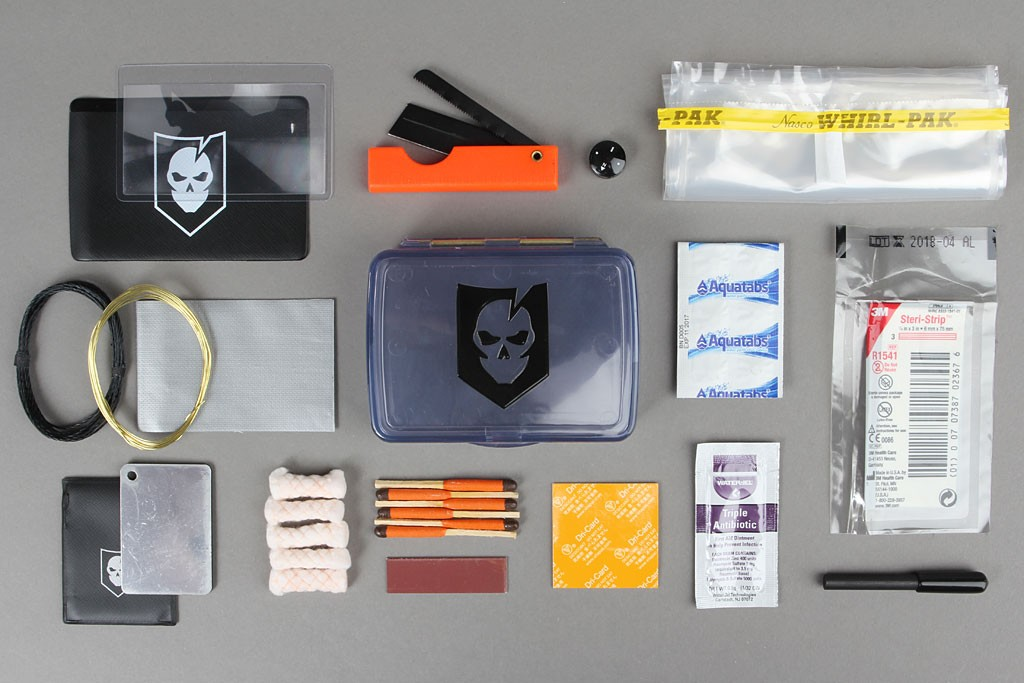 34 Items For Survival: ITS Mini Survival Kit