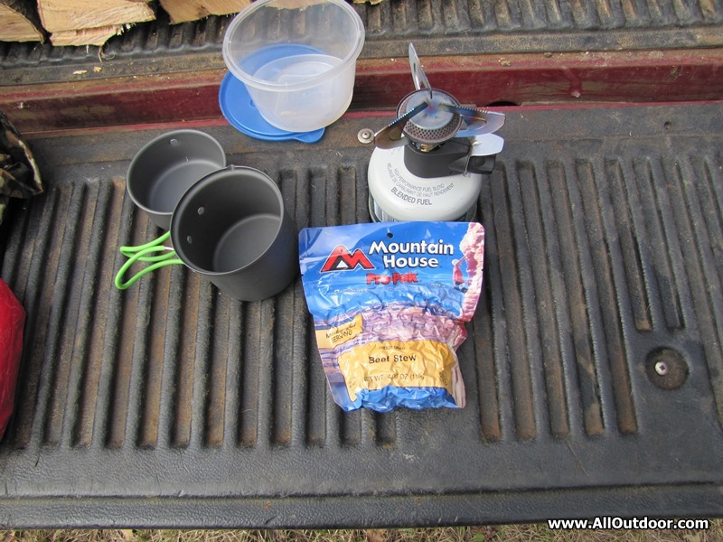 Mountain House Beef Stew Review