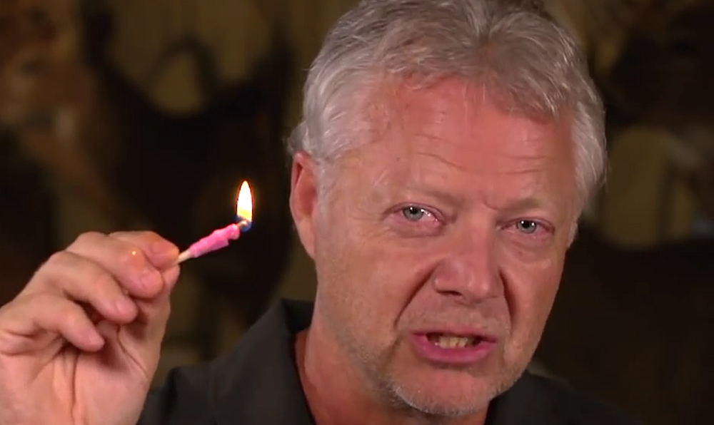 Watch: How to Make Waterproof Matches