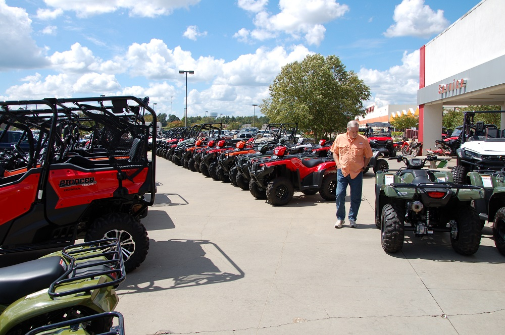 Now is a Good Time to Buy an ATV