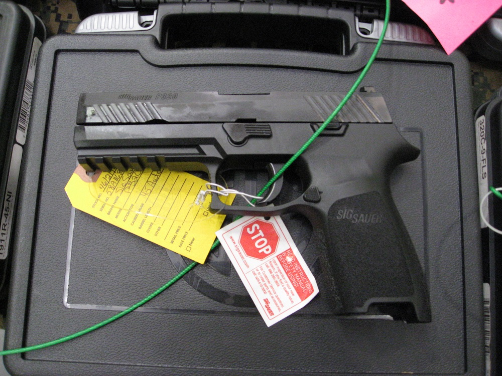 So, the SIG P320: Will You Follow the Army's Lead?