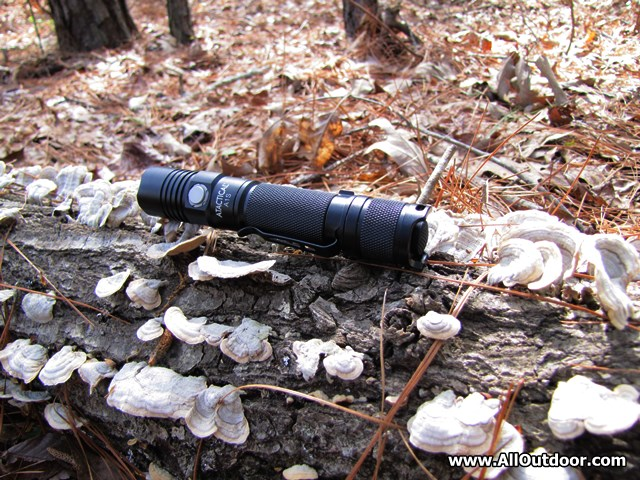 Atactical A1S flashlight review