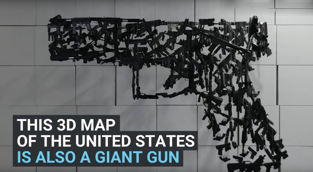 Watch: America is Made of Guns