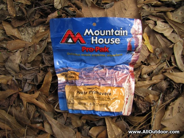 Mountain House Pasta Primavera Review