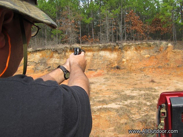How Handgun Marksmanship Overlooks Recoil
