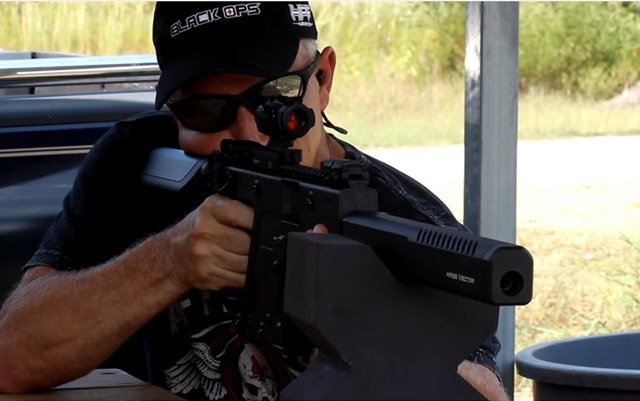 Watch: 10mm Kriss Vector CRB Review