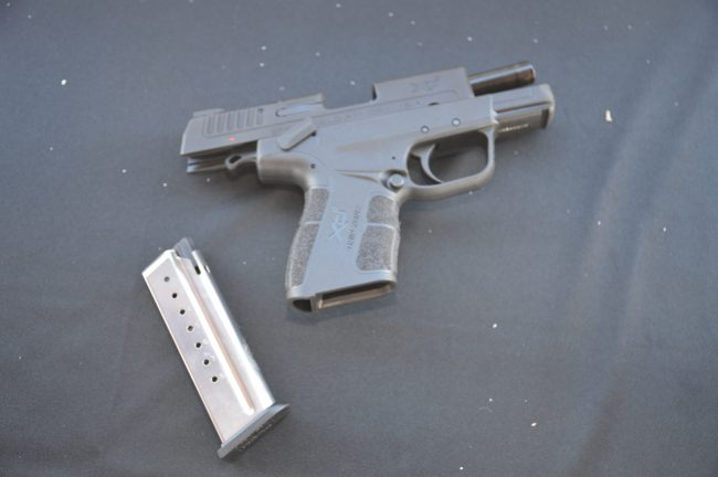 A Look Inside the New Springfield Armory XDe