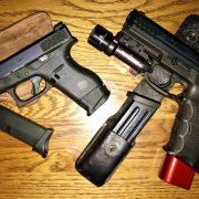 Two options for carry. Big or small, you need to practice.