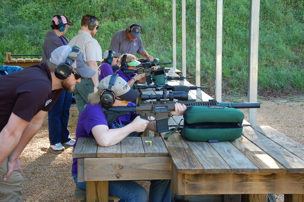 Mississippi Range Hosts TWAW Event