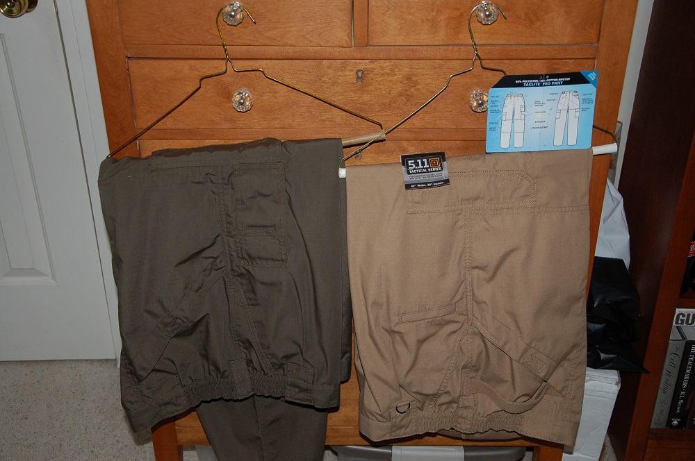 Quick Look: 5.11 Taclite Pro Pants