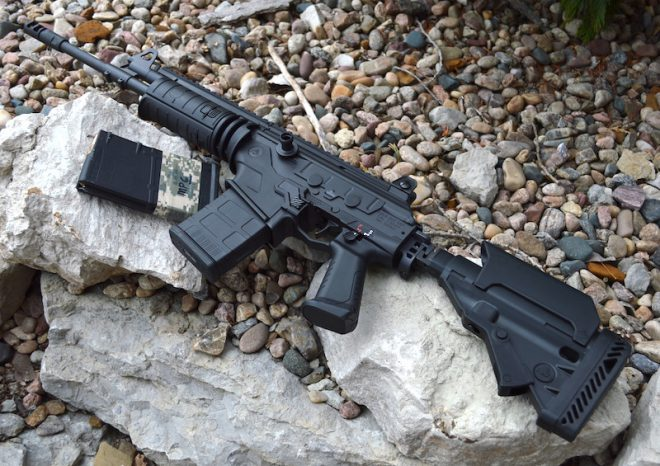 Rifle Review: Galil ACE GAR1651 in  308/7 61x51 NATO