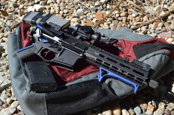 Law Tactical AR15 Folding Stock Adapter and AR Pistols - AllOutdoor