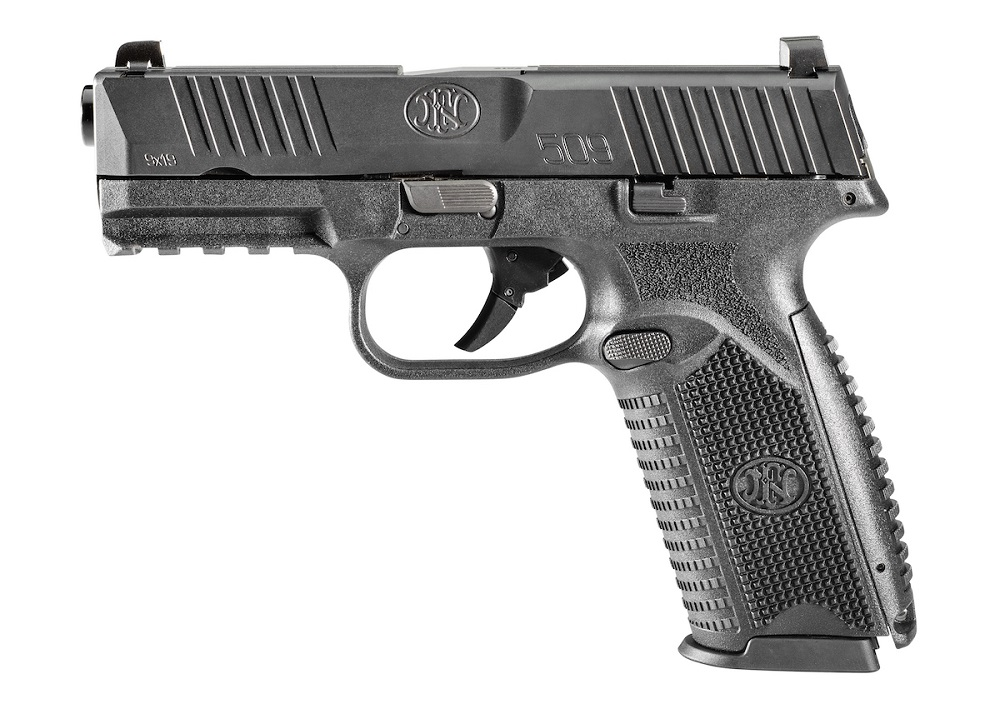 FN's New 509 Striker Pistol