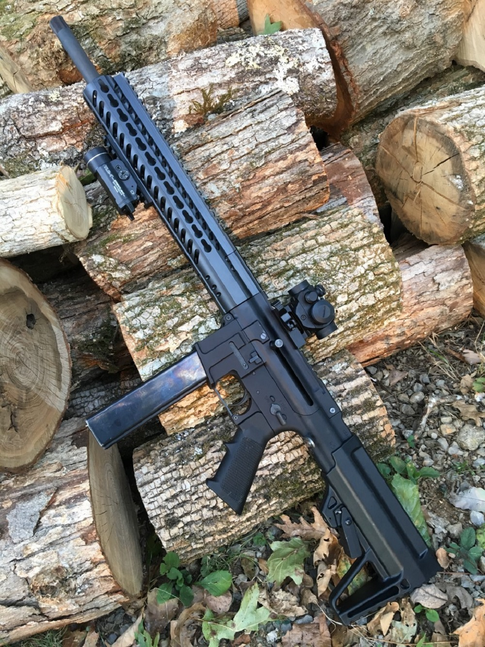 Flint River Armory's New CSA45: an AR-pattern Rifle in .45 ACP