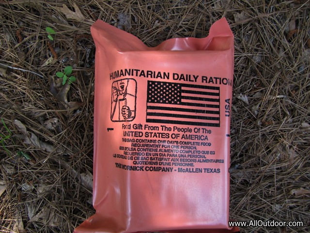 Watch: Testing Humanitarian Daily Ration