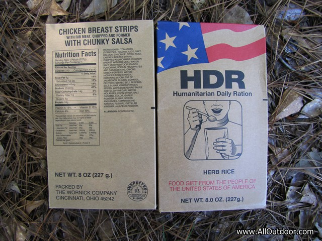 What Are Your MRE Alternatives?