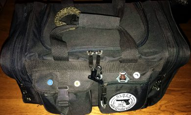 My Range Bag for Glock Comp