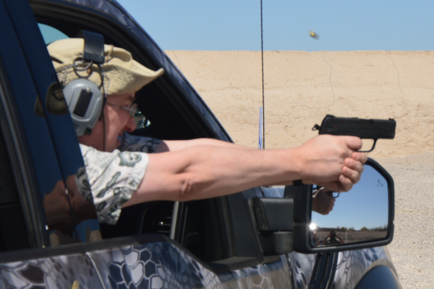 Hands On With the New Springfield Armory XDe
