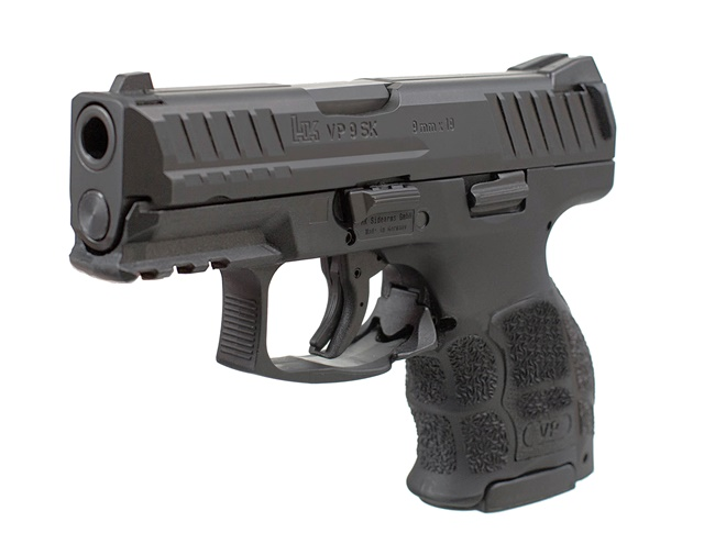 Heckler & Koch's Striker Fired VP9SK