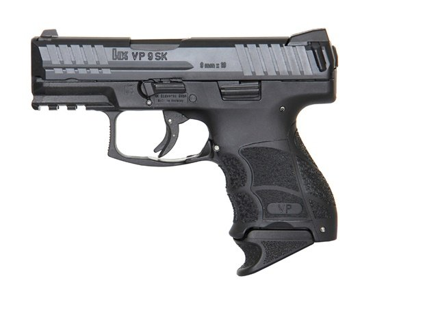 Heckler & Koch Introduces Subcompact VP9SK