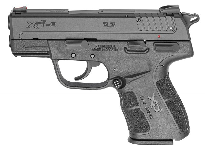 Springfield Armory Releases Hammer-Fired XDe Pistol