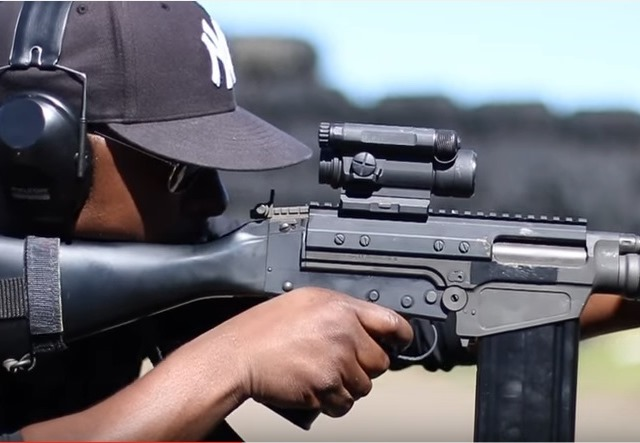 Watch: Colion Noir and the FN FAL