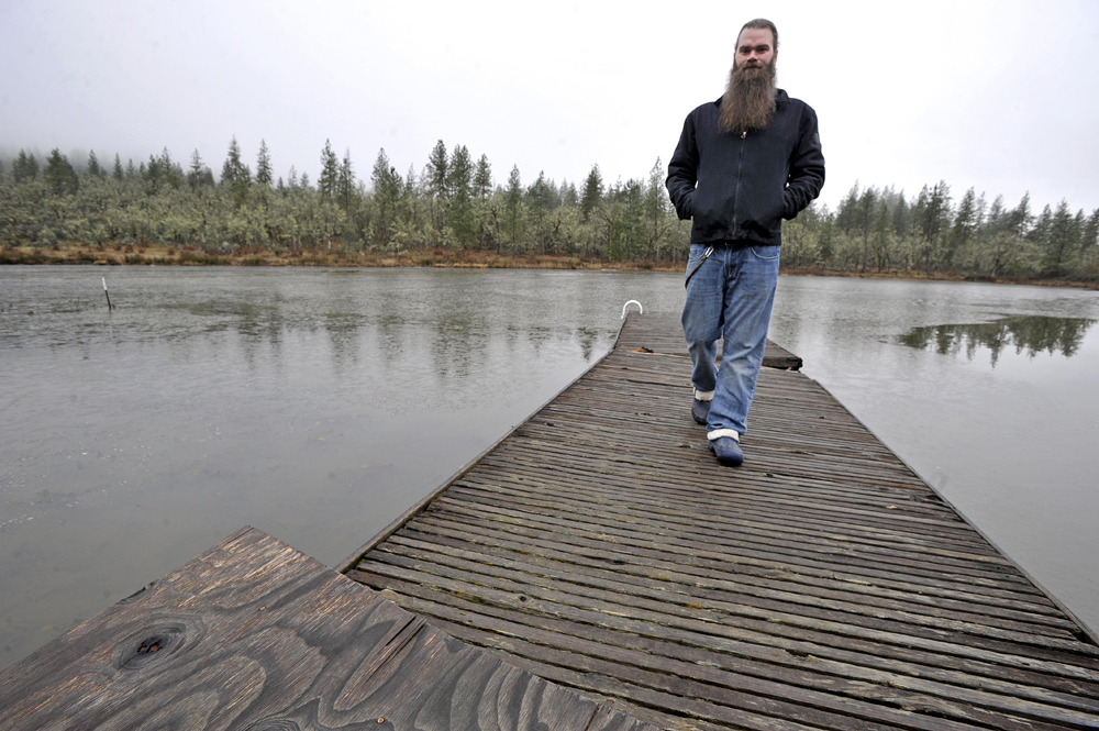 Oregon Couple Ordered to Destroy Their Own Pond