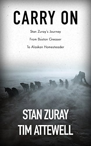 You Can Now Order Yukon Man Stan Zuray's New Book