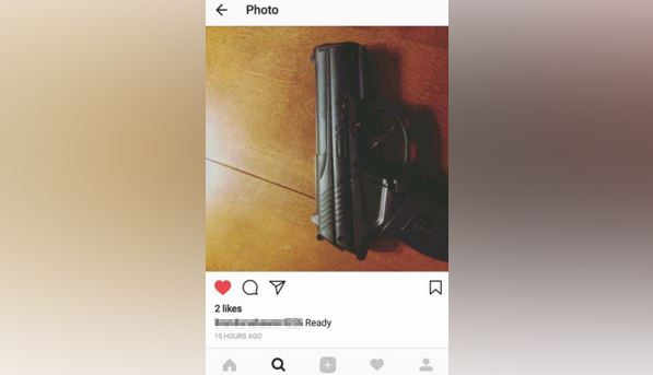 Student Suspended for Liking Gun Picture