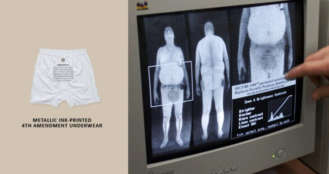 Hate Being X-Rayed? Show the TSA the 4th Amendment. - AllOutdoor.com