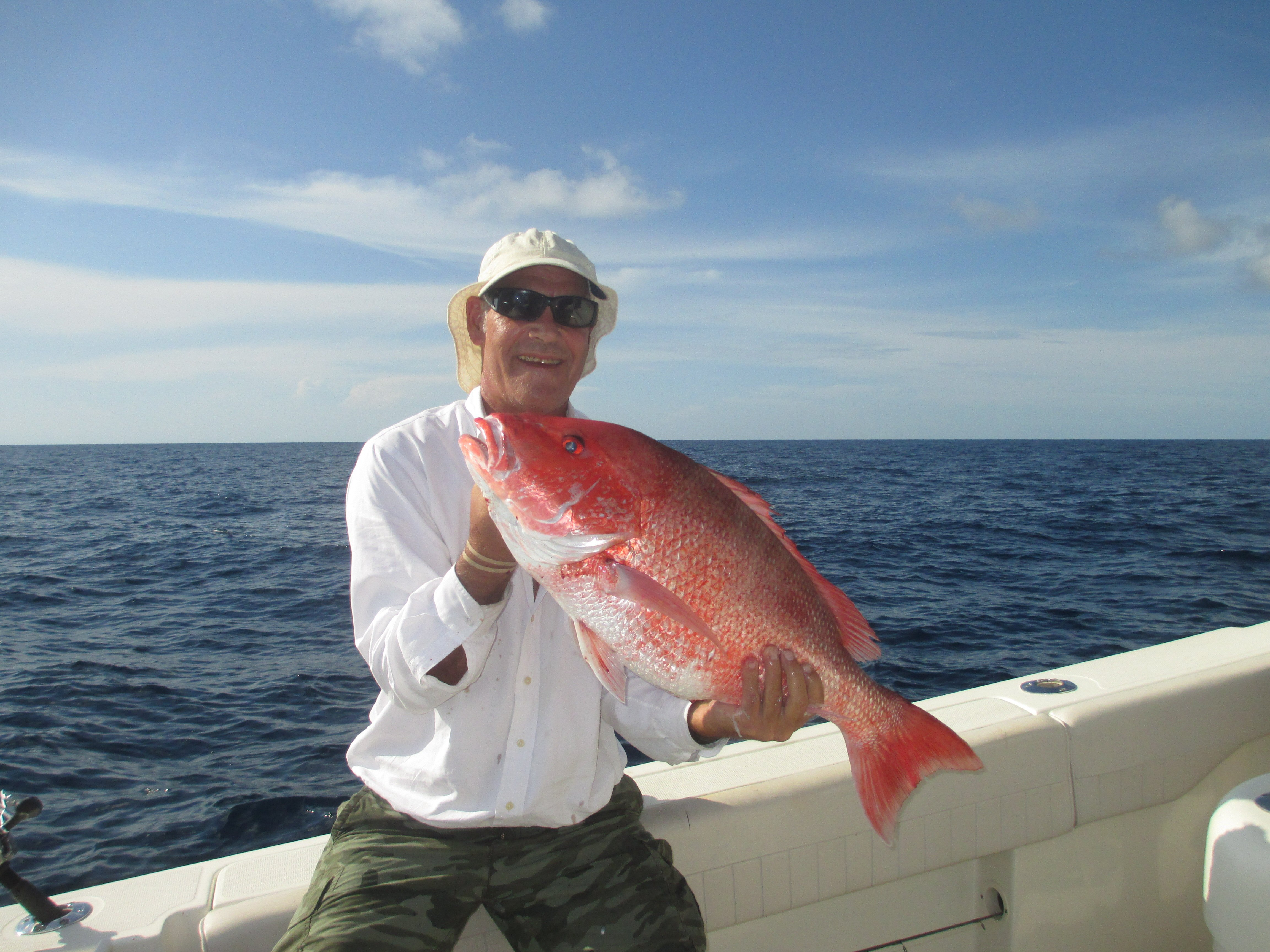 """Red Snapper Angling Takes Major Hit as Commercial """"Catch Shares"""" Soar"""