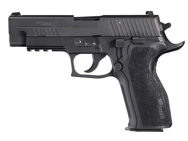 Sig Sauer Sued by New Jersey State Police