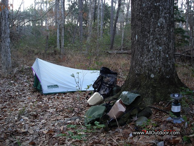 Review: Wenzel Starlite One Person Tent