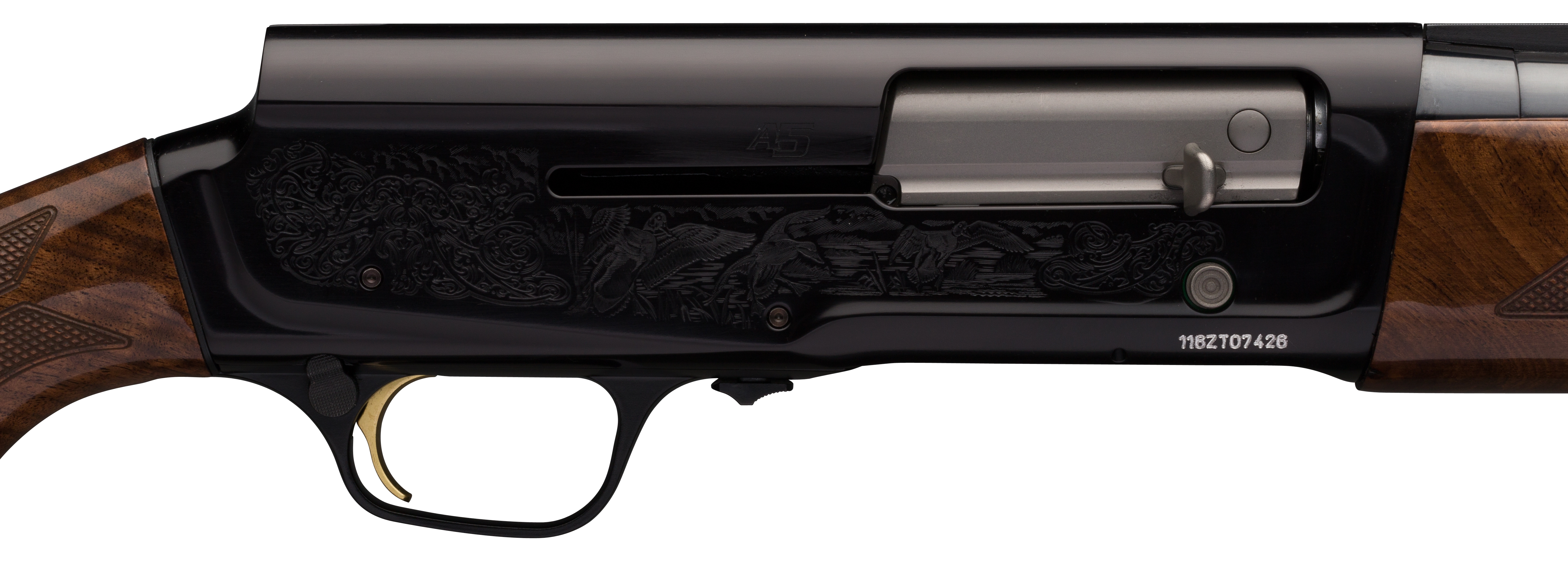 Browning's A5 Makes High Grade