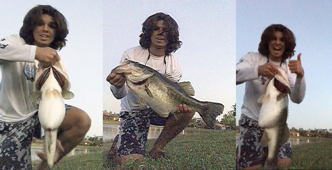 Another 16-Pound Bass Recorded in Florida