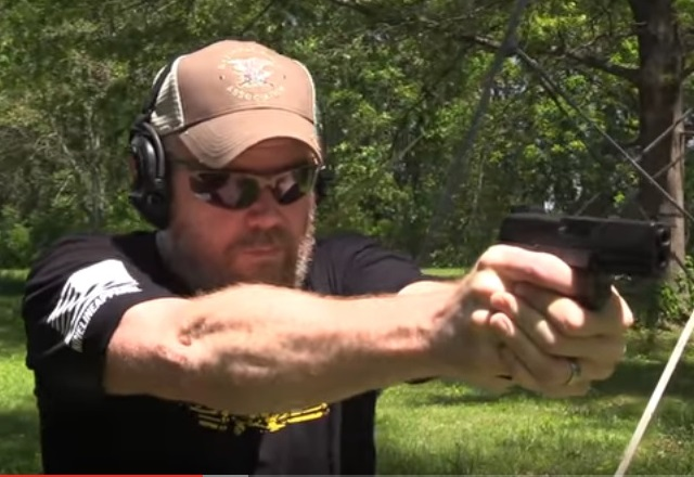 Watch: FN 509 First Range Session