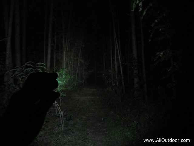 Jaxman E2 flashlight review