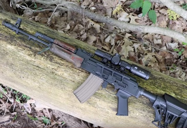 Watch: Lee Armory AK-74 After 5000rds
