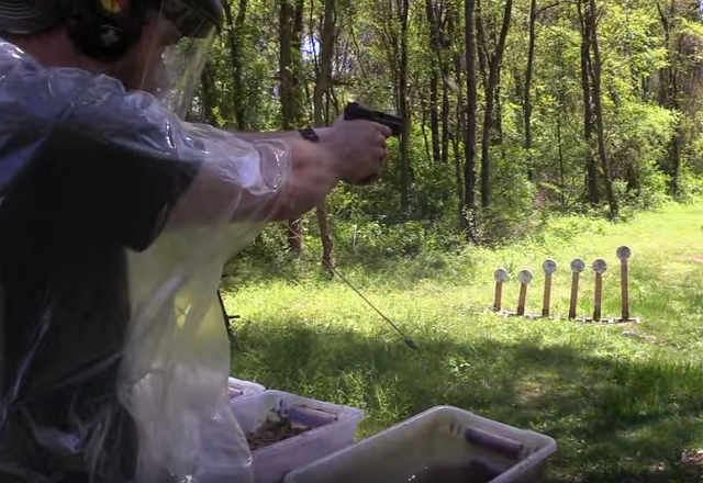 Watch: S&W M&P 2.0 Reliability Test