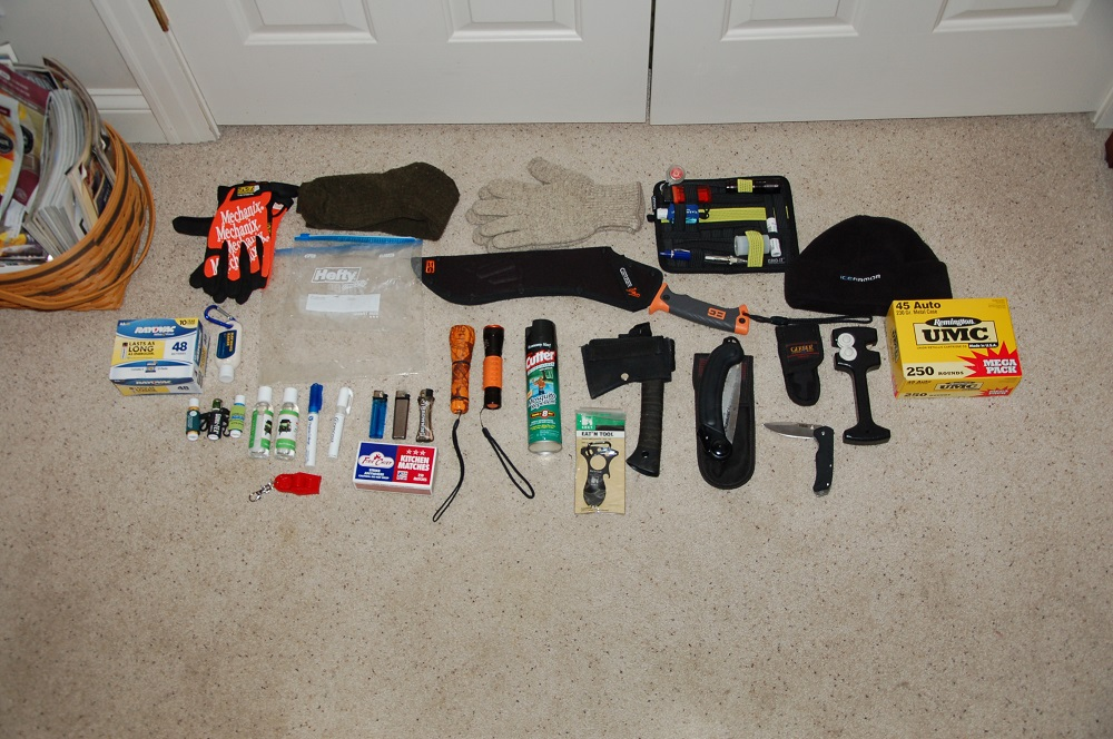Preppers: Some Advice on Getting Gearrific