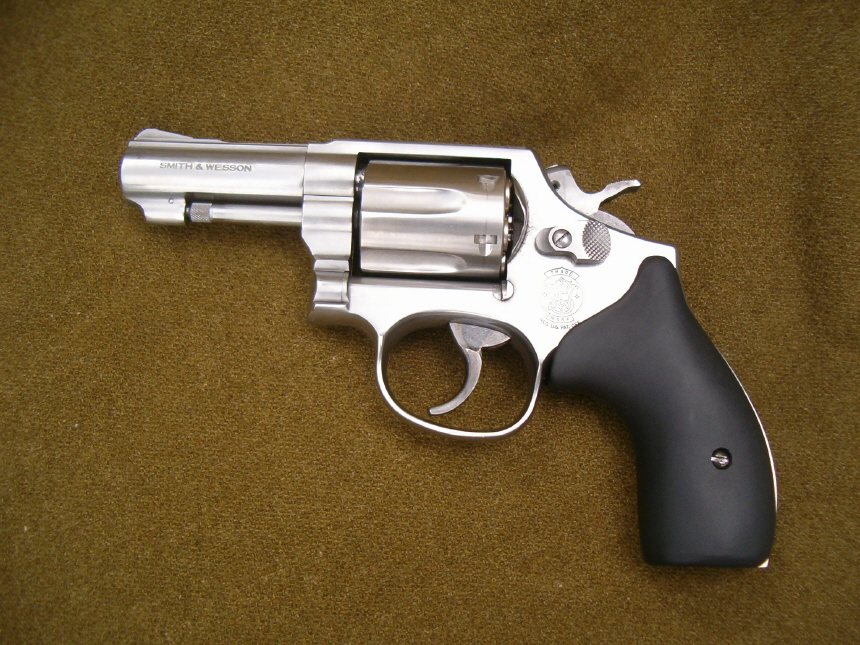 Why the 3″ S&W Model 65 May Be the Perfect Carry Revolver