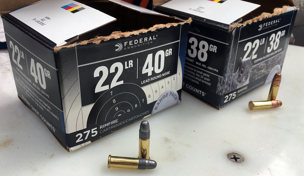 Now is the Time to Stock Up on .22LR (Maybe)