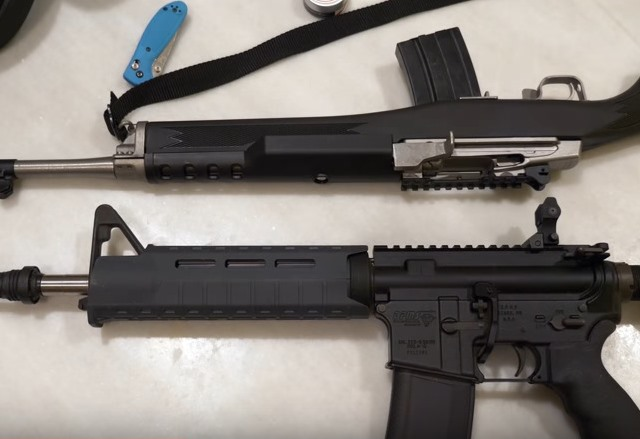 Watch: Mini-14 is better than the AR-15