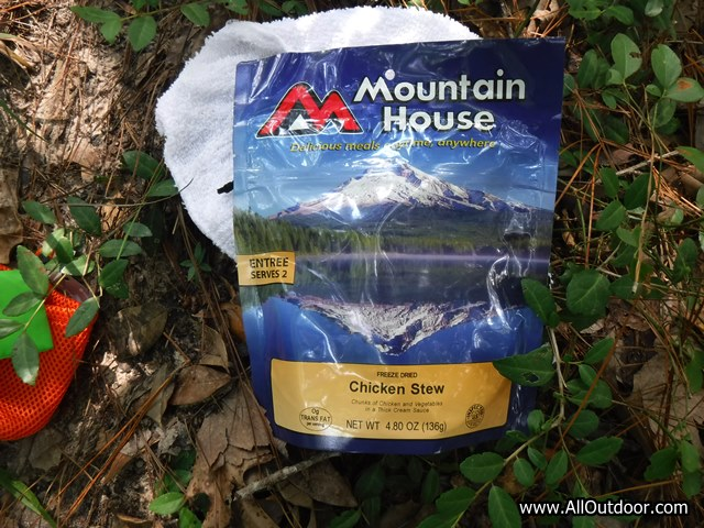 Mountain House Chicken Stew Review