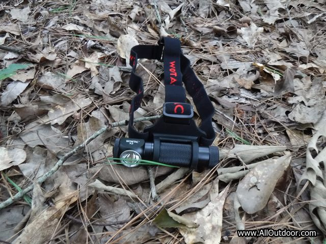 Flashlight Review: Wowtac A2 Headlamp